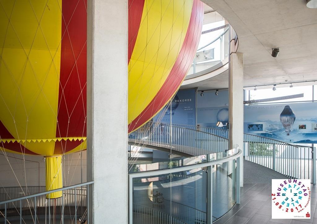 Internationaler Museumstag - mit 2 öffentlichen Führungen. Eintritt frei!