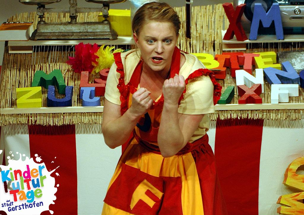 Kinderkulturtage 2018 | Die Händlerin der Worte – 1. Vorstellung