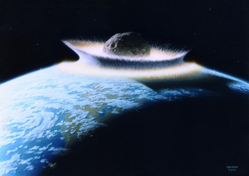 Dr. Carolin Liefke: Erdnahe Asteroiden