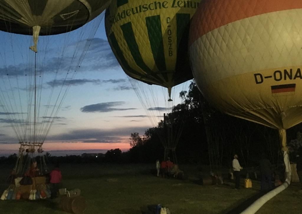 6. Internationaler Ballonmuseumscup