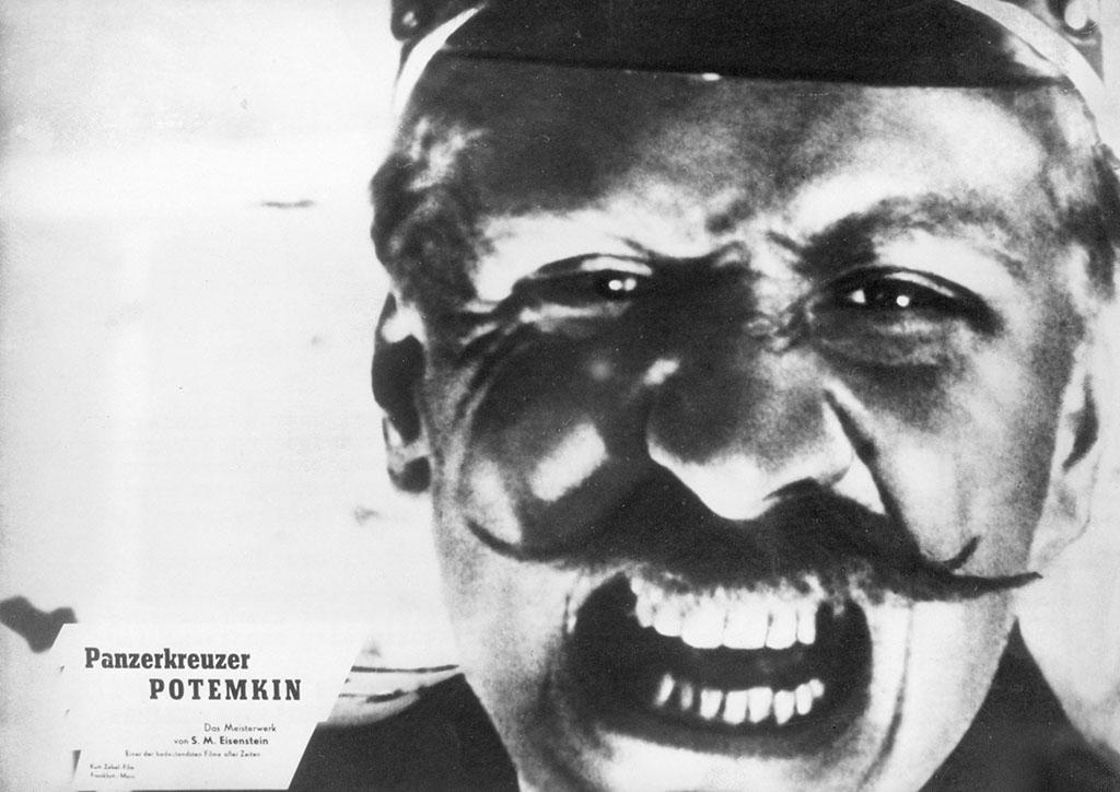 Stummfilmnacht mit Live-Musik: Sergej Eisensteins