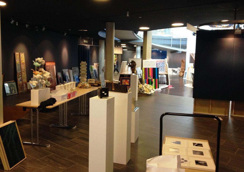 Ausstellung zum 32. Kunstpreis der Stadt Gersthofen