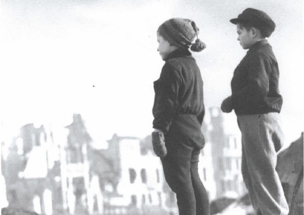 Kindheit in der Nachkriegszeit 1945-1955