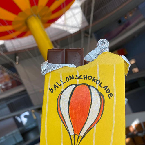 Folge 8: Frag Graf Schaf II - mit Ballonschokolade
